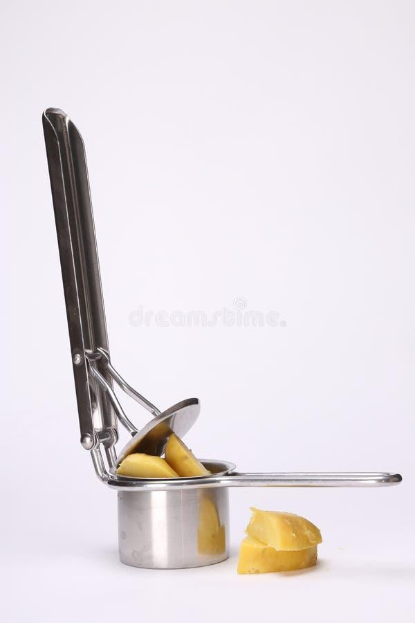Картошка Ricer стоковые изображения