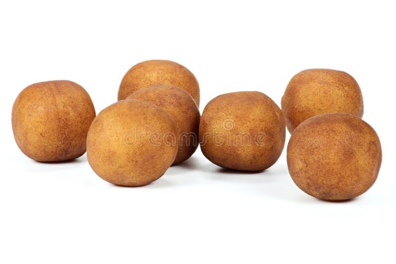 Картошки 01 марципана стоковое фото