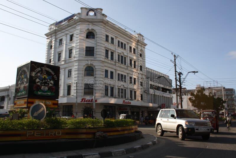 карусель mombasa CBD стоковые фото