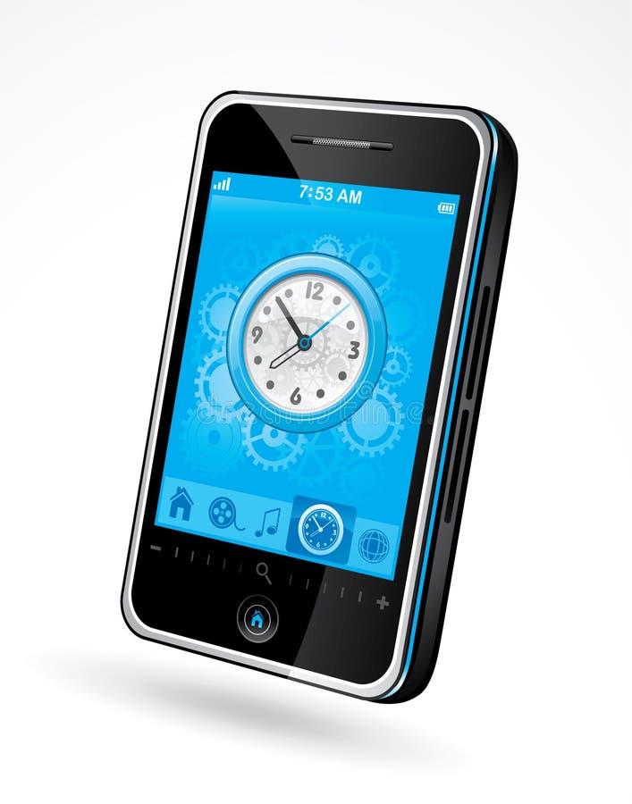 касание экрана телефона бесплатная иллюстрация
