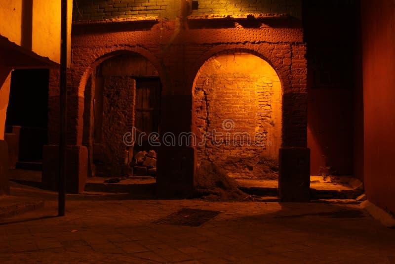 Каса Arcos стоковое фото rf