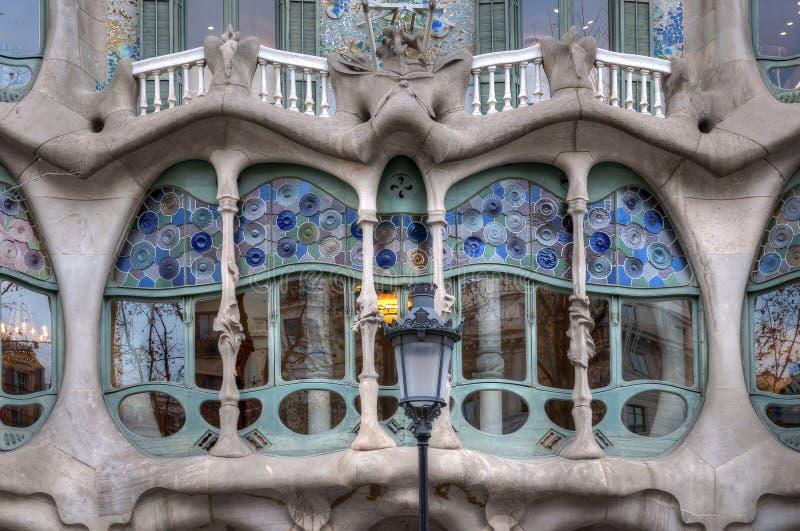 Каса Batlló стоковая фотография rf