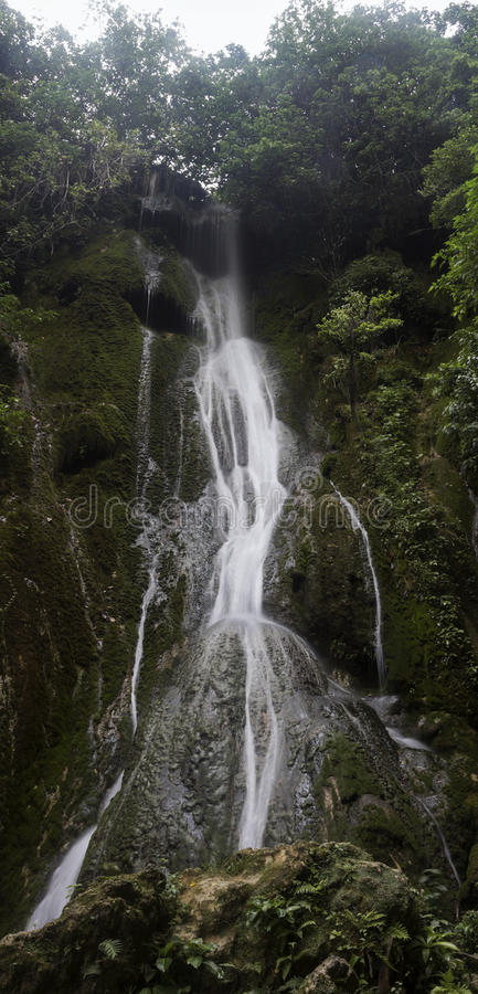 каскадирует водопады стоковые фотографии rf