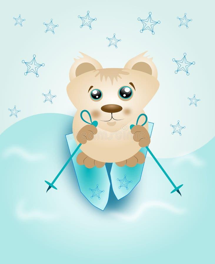 родители могут мишка на лыжах с сердечком картинка этой коллекции