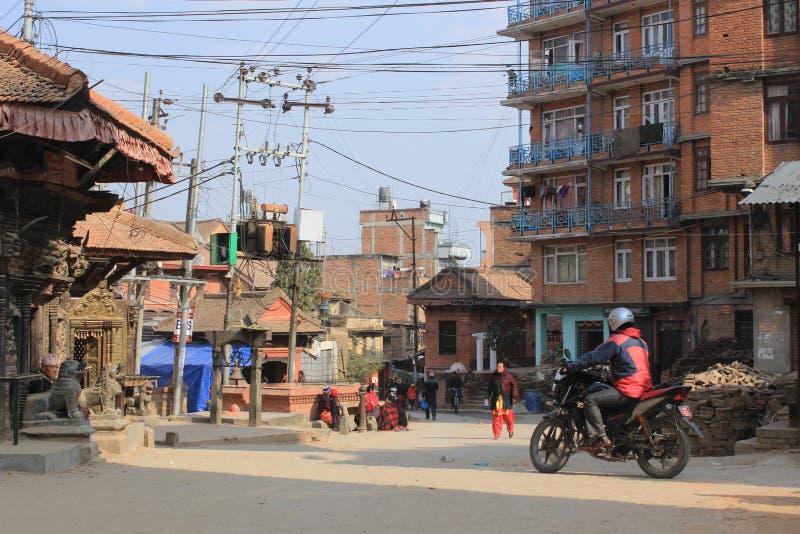 Катманду/Patan, Непал стоковое фото