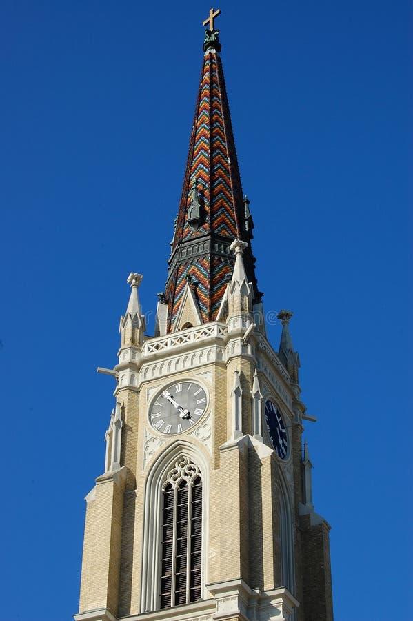 католическая церковь стоковые изображения