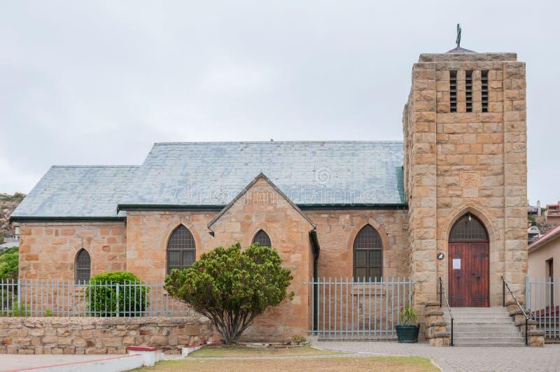 Католическая церковь St. Thomas в Mosselbay стоковая фотография rf