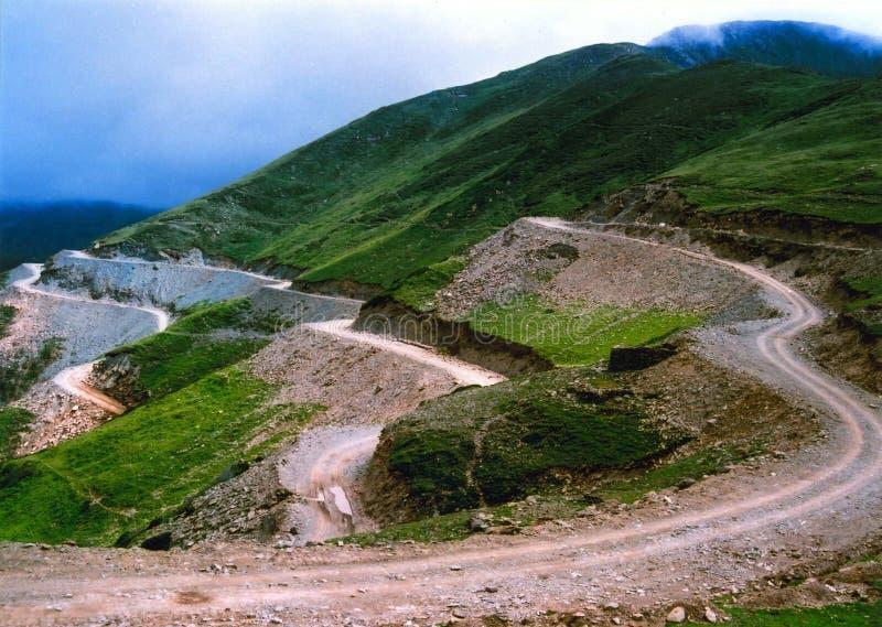 Кашмир - рай на земле стоковые изображения rf