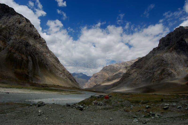 Кашмир - рай на земле стоковые изображения