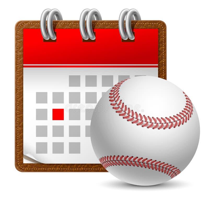 Календарь спорта бесплатная иллюстрация