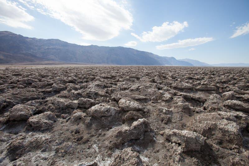 Калифорния, Death Valley стоковое изображение rf