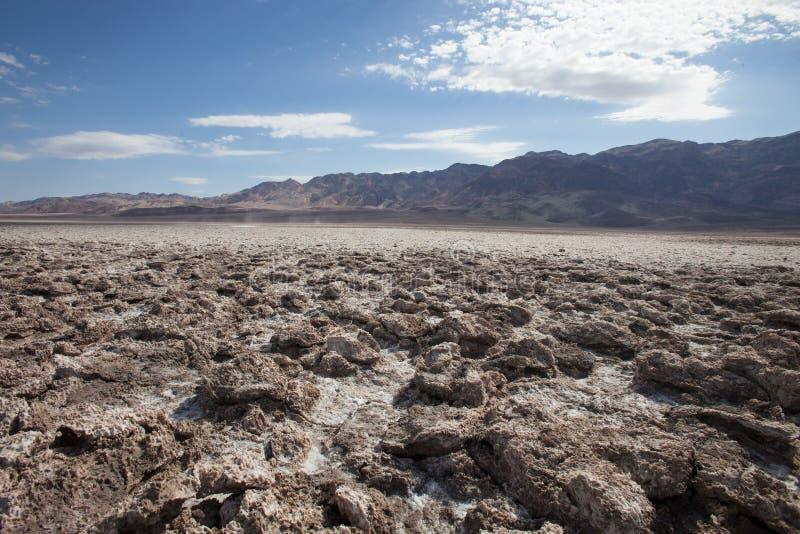 Калифорния, Death Valley стоковая фотография