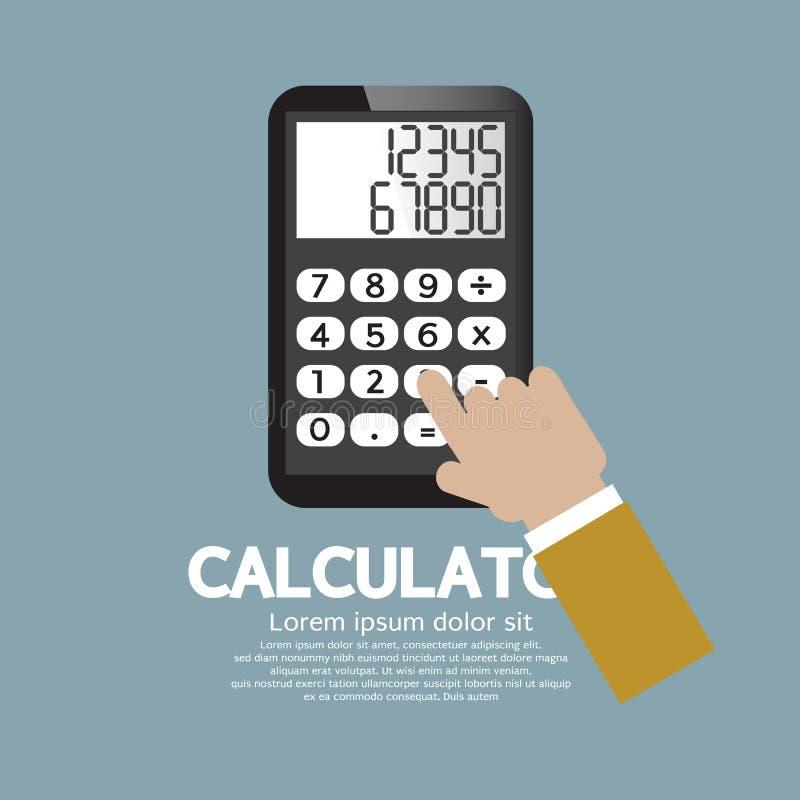 Калькулятор. бесплатная иллюстрация