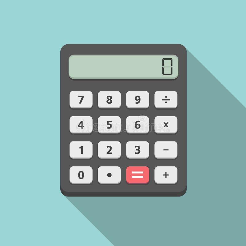 Калькулятор иллюстрация штока