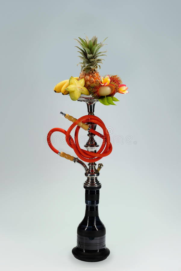 Кальян ароматности арбуза стоковое изображение rf