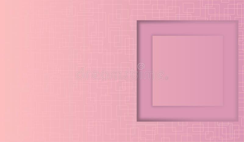Квадратное отверстие в предпосылке стоковая фотография