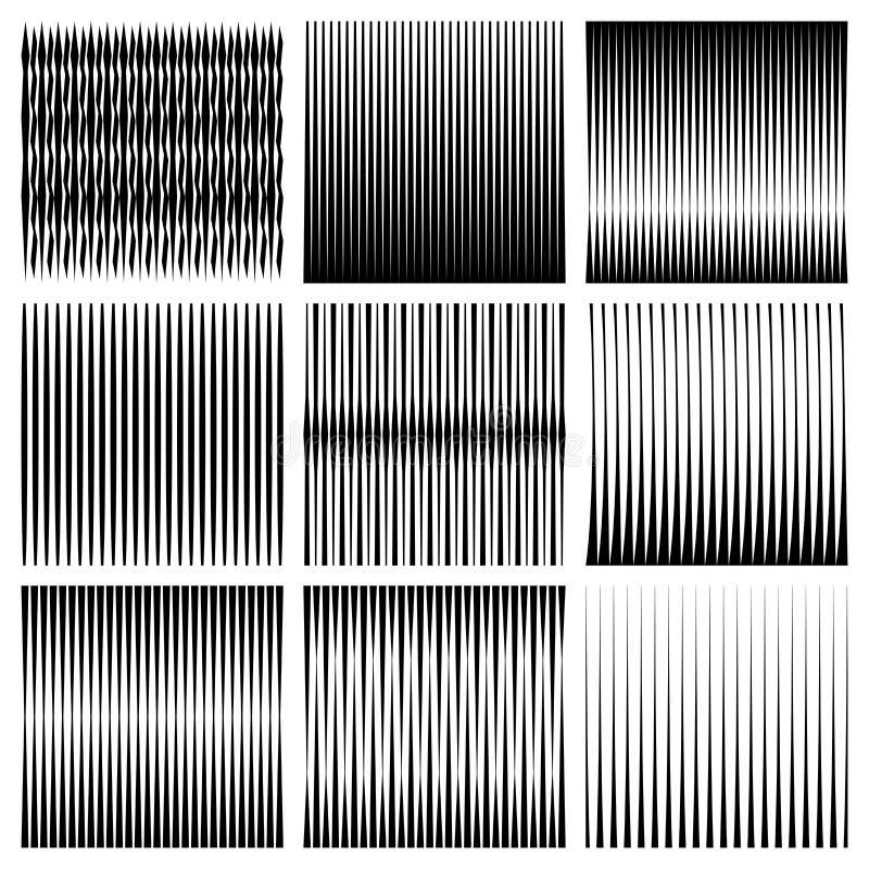 Квадратные формы Геометрические абстракции для предпосылок и логотипов иллюстрация штока