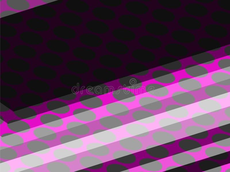 квадраты многоточий розовые стоковые изображения rf