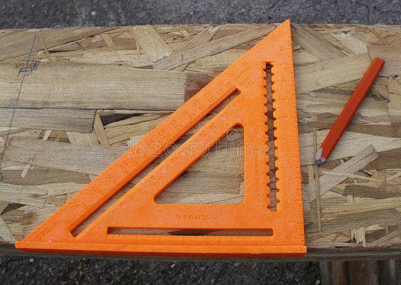 квадрат скорости плотников стоковое фото rf