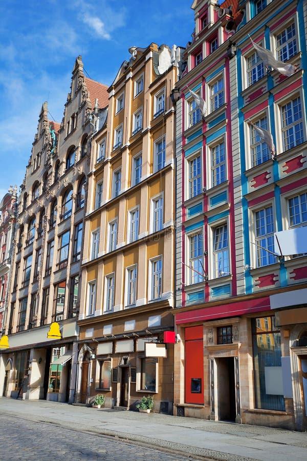 Квартира в Wroclaw, Польше стоковые изображения