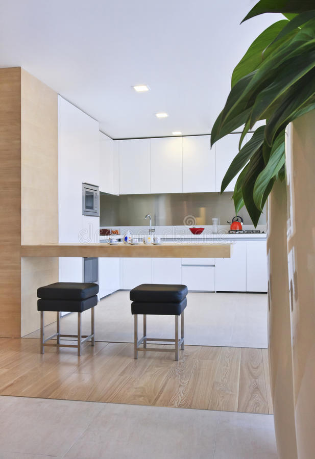Квартира модели резиденции SOHO, Пекин, Китай стоковые фото
