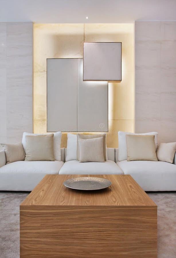 Квартира модели SOHO Sanlitun, Пекин, Китай стоковые фото