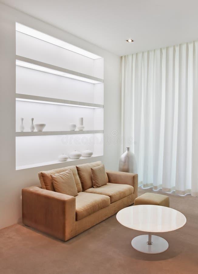 Квартира модели SOHO Sanlitun, Пекин, Китай стоковое изображение