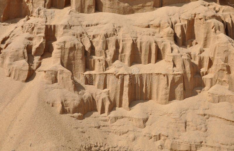 кварцевый песок предпосылки стоковые изображения rf