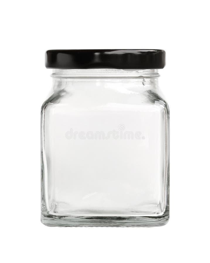 Квадратная бутылка стоковое изображение rf
