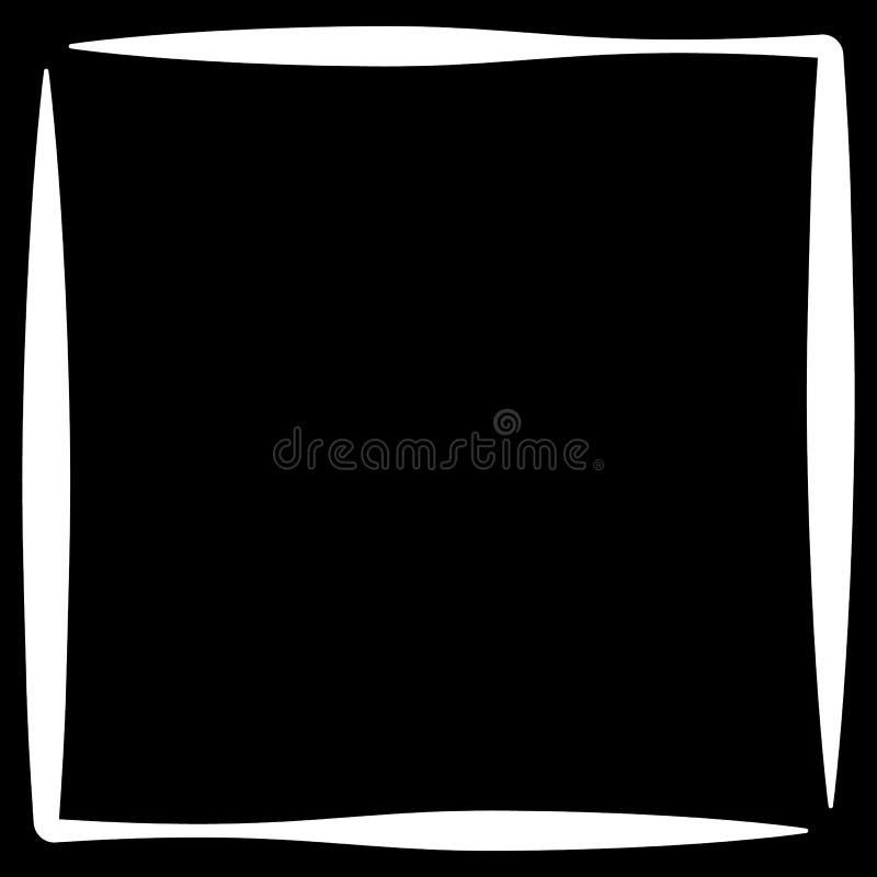 Download Квадратная рамка фото формата, граница фото Иллюстрация вектора - иллюстрации насчитывающей регулярн, asama: 81805771