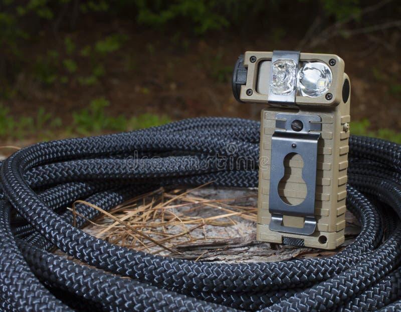 Квадратный электрофонарь стоковое фото rf
