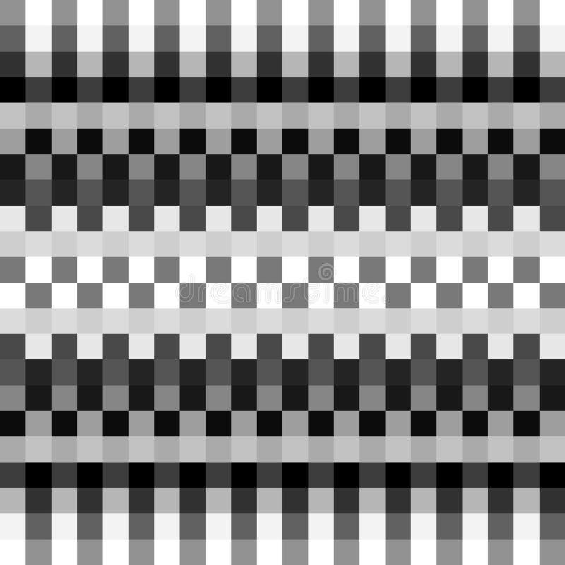 Download Квадраты, блоки резюмируют Monochrome геометрическую картину, Backgroun Иллюстрация вектора - иллюстрации насчитывающей бесцветно, график: 81812338