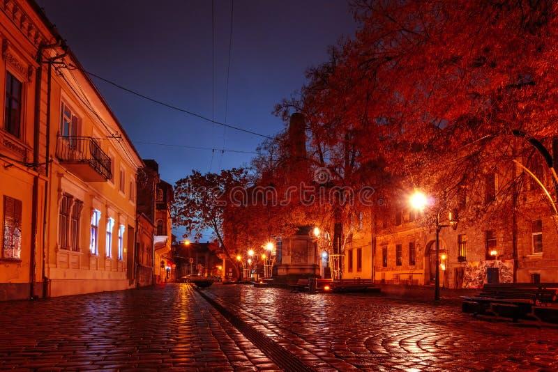 Квадрат музея стоковое изображение rf