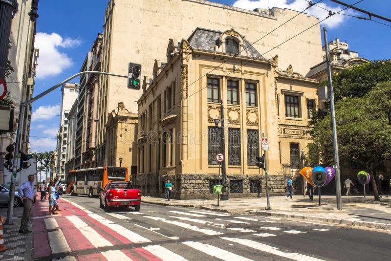 Квадрат Sao Francisco стоковое изображение
