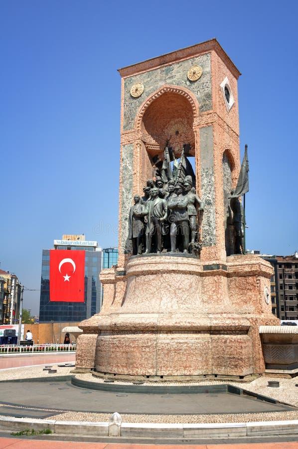 Квадрат Taksim стоковые фото