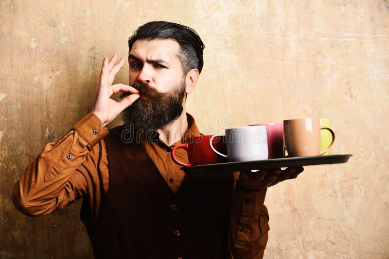 этом формате картинка официант с чаем стиль подразумевает