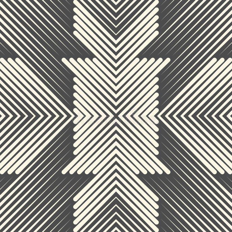 кельтская картина безшовная Предпосылка геометрии Monochrome священная иллюстрация штока