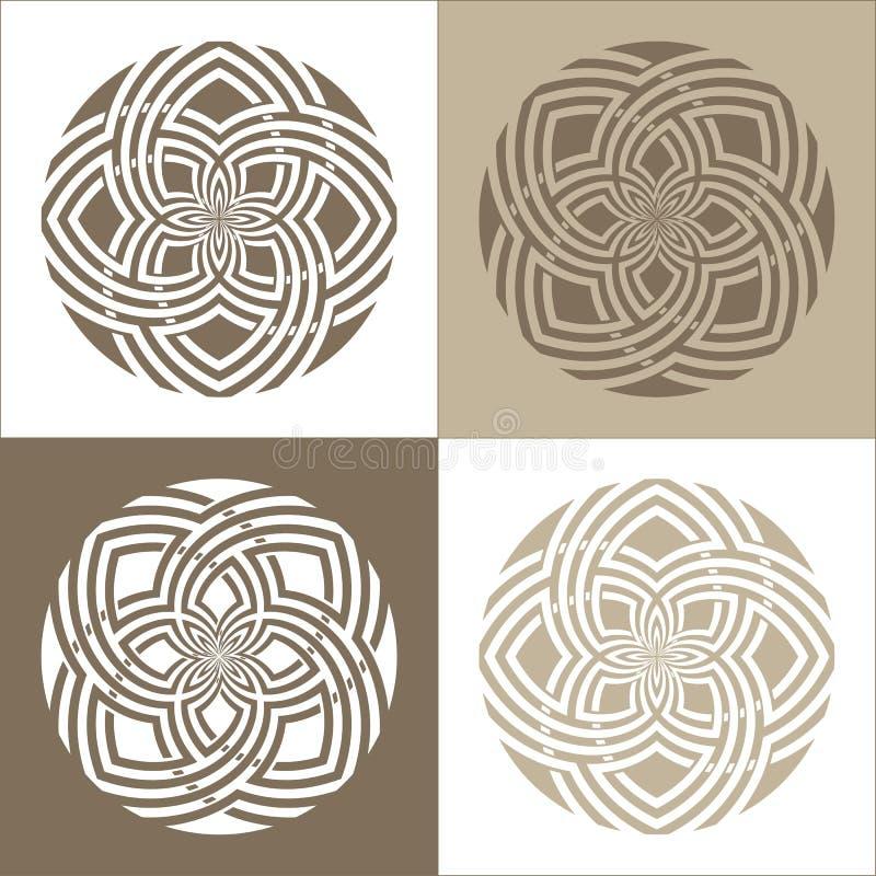 кельтские иллюстрации конструкции бесплатная иллюстрация