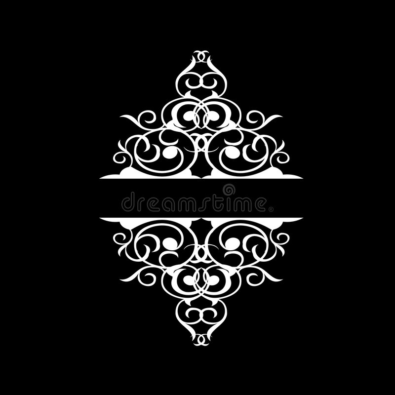 кельтский богато украшенный квад соплеменный иллюстрация штока