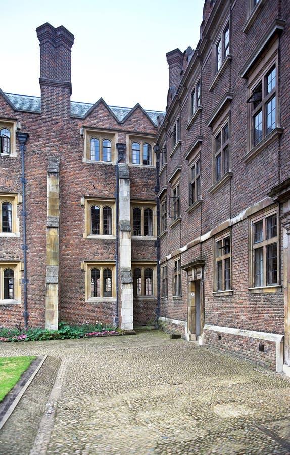 Кембриджский университет стоковая фотография