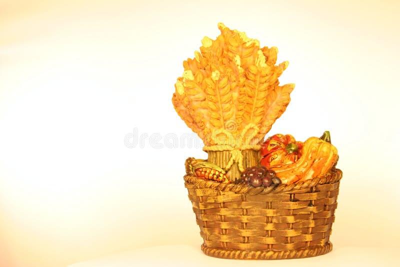 Керамическая часть благодарения стоковая фотография rf