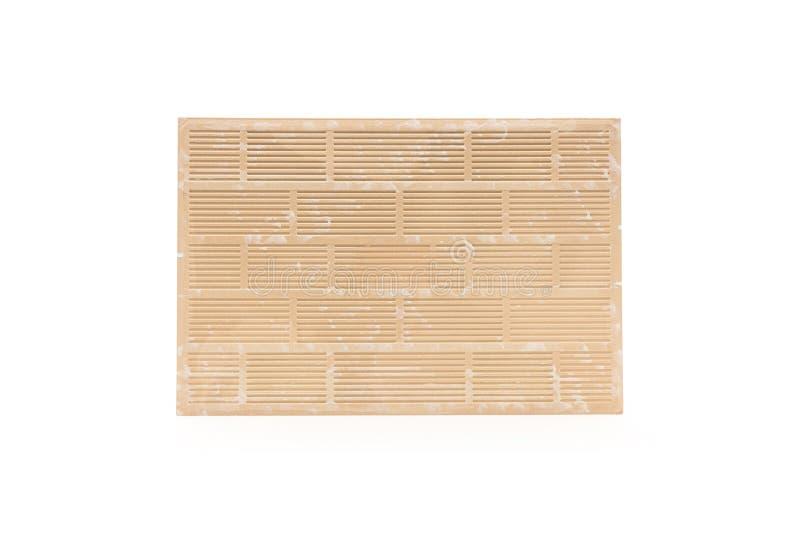 Керамические плитки на изолированной предпосылке с путем клиппирования E стоковые изображения