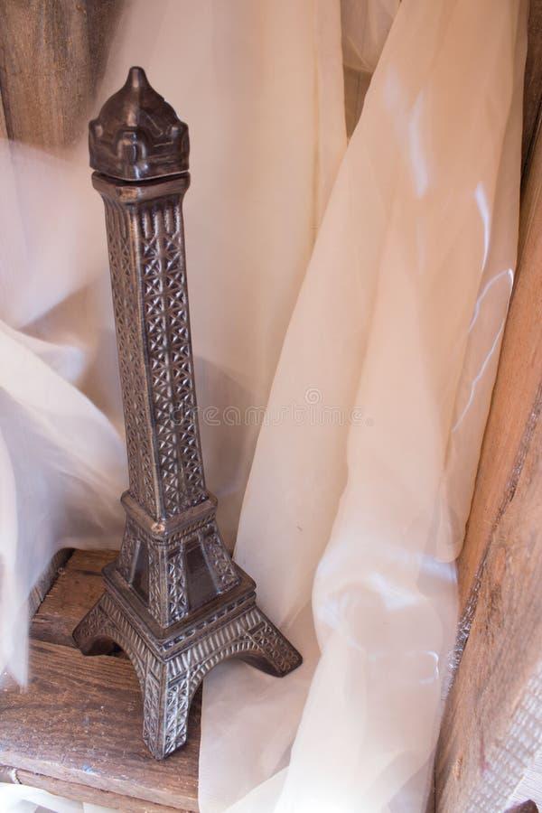 керамический символ Парижа Франции стоковые фотографии rf