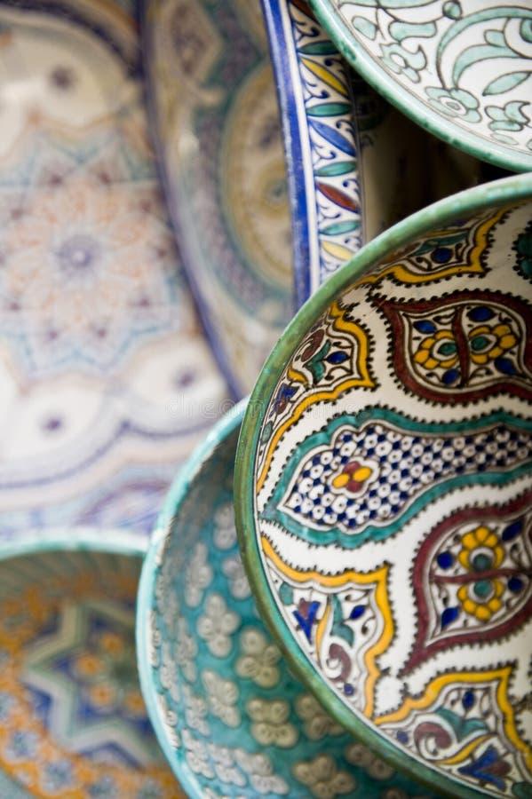 керамическое дело рук стоковые фото