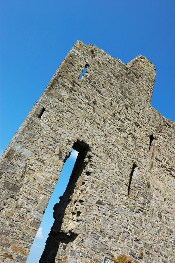 Керри Ирландии замока Ballybunion Стоковые Изображения RF