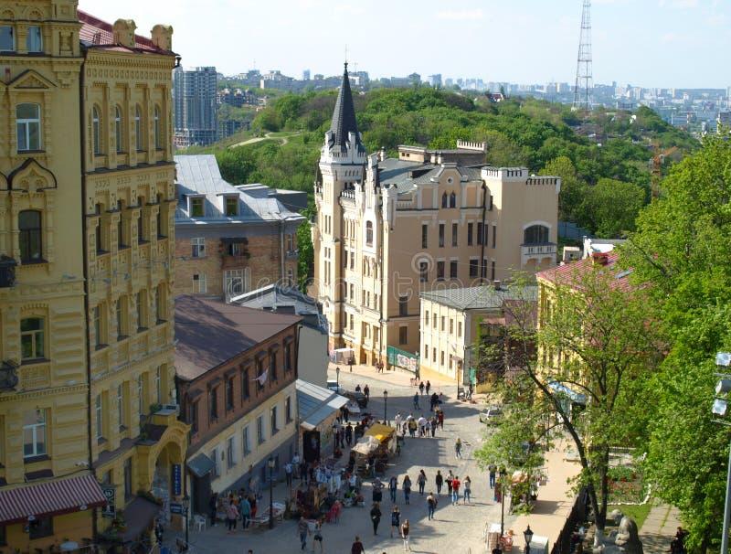 Киев, Украин стоковые фотографии rf