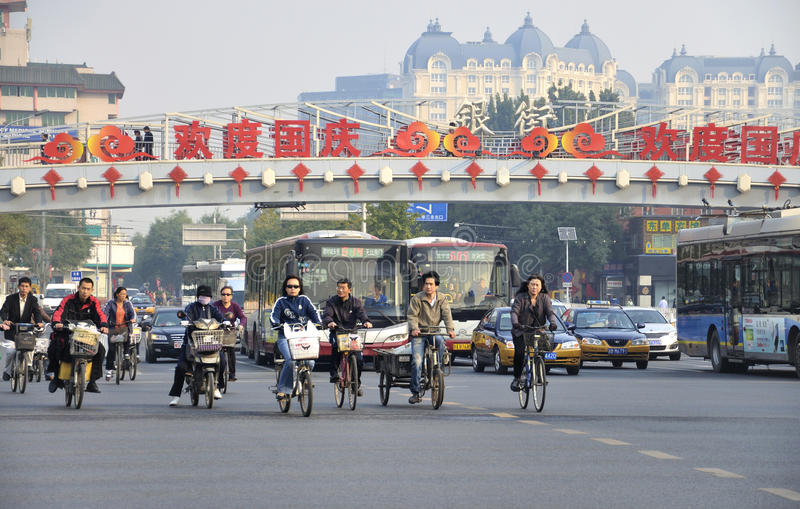 Киец, Китай, Пекин стоковые фотографии rf