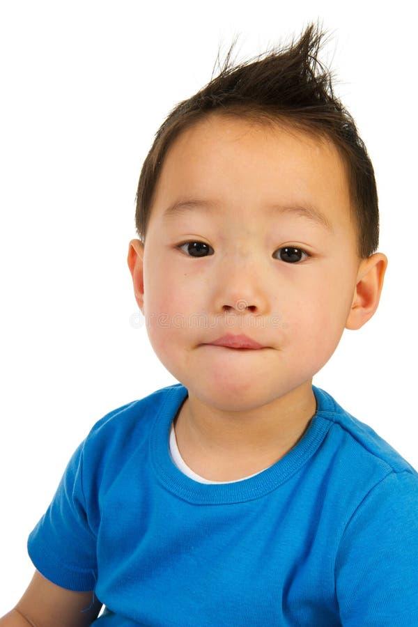 киец мальчика стоковая фотография