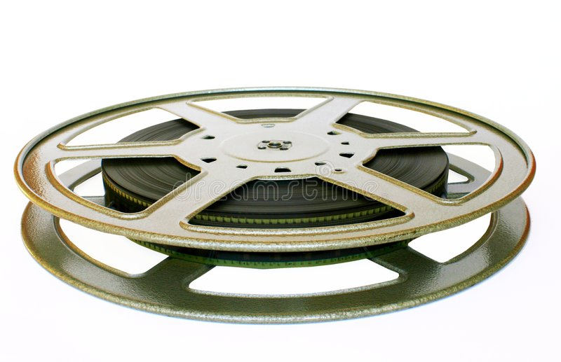 киносъемка диска стоковое изображение