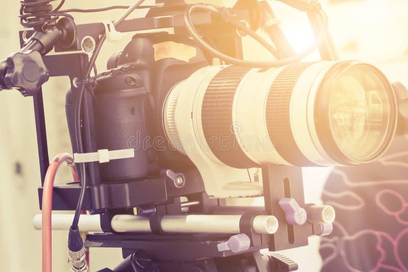 киносъемка стоковое фото